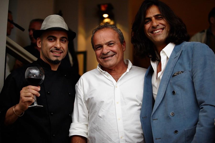 Die Gründer von Hummus & Friends
