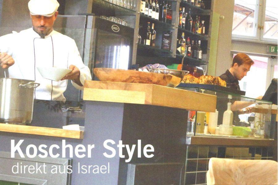 Koscher Style –direkt aus Israel