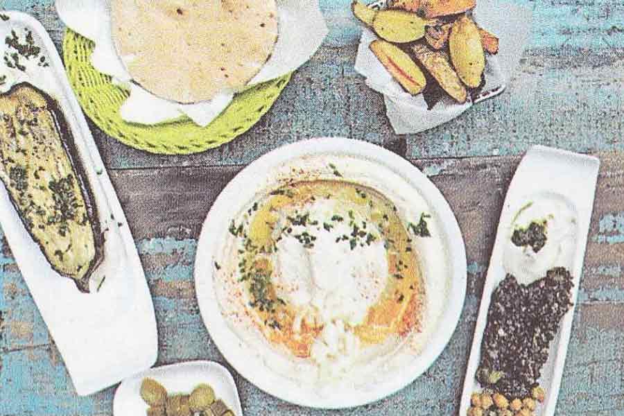 """""""Hummus für alle"""" –EssPress"""