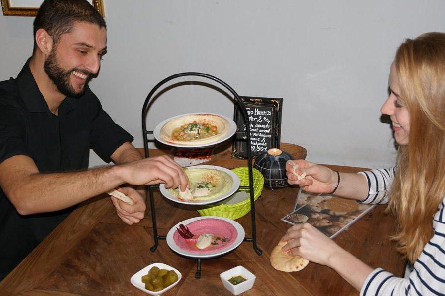 Hummus hoch drei – H&F in der BZ